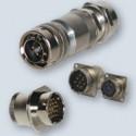 Цилиндрические электрические соединители