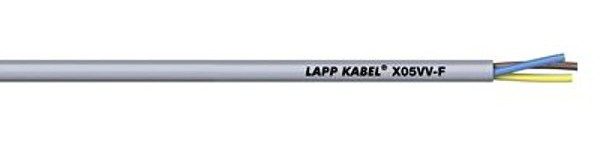 LAPP KABEL X05VV-F