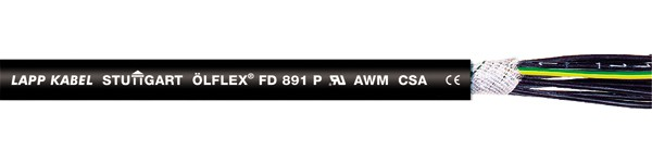 ÖLFLEX FD 891 P